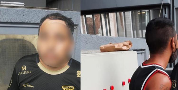Detienen a dos delincuentes que esperaban con armas a un hombre, a la salida de un banco | El Diario 24