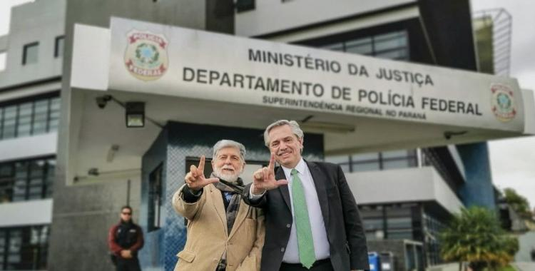 Causa armada y manipulada: El mensaje de Alberto Fernández a 3 años de la detención de Lula | El Diario 24