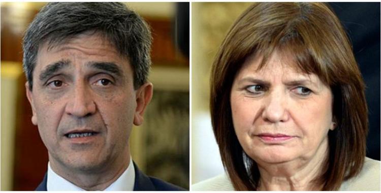Yedlin le contestó a Patricia Bullrich: Por decir 20 veces la misma mentira no se hace verdad | El Diario 24