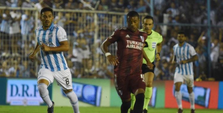 Atlético Tucumán tiene todo listo para enfrentar a River por los 16avos  de final de la Copa Argentina | El Diario 24