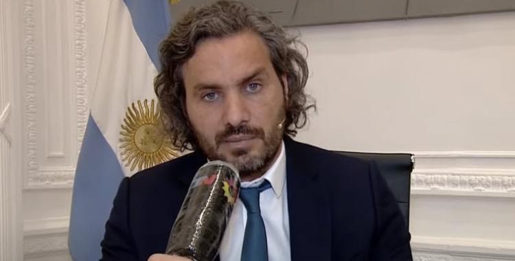 Cafiero: Las provincias, la Ciudad y los privados pueden comprar vacunas por su cuenta   El Diario 24