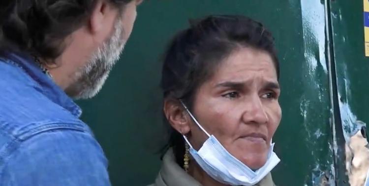 Se escapó de un centro de rehabilitación la mamá de M. la nena secuestrada por un cartonero   El Diario 24