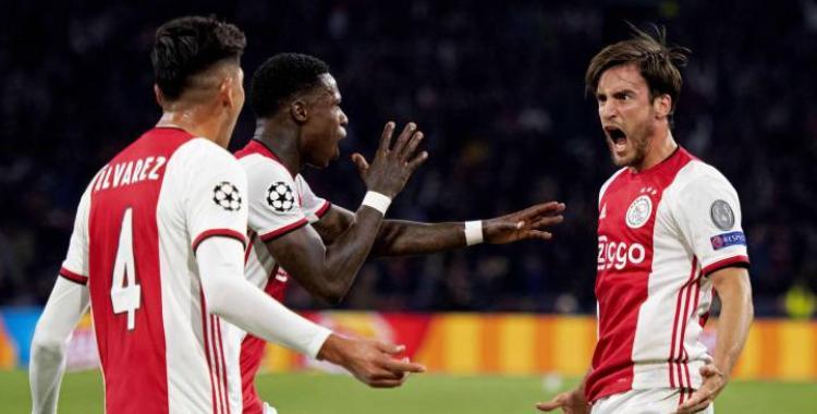 El Ajax frente a la Roma será el plato fuerte de los cuartos de final de la Europa League | El Diario 24