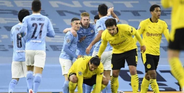 El Manchester City buscará sellar su pase a semifinales de la Champions League ¿Juega el Kun Agüero? | El Diario 24