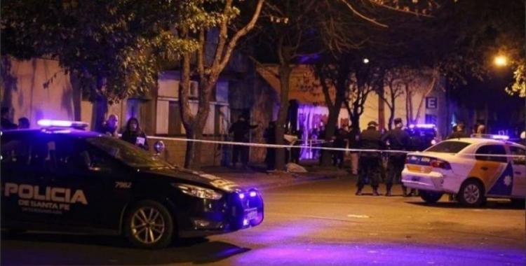 Rosario: un joven fue asesinado a balazos cuando caminaba con su novia | El Diario 24
