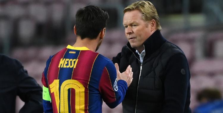 Aseguran que dos defensores argentinos podrían ser compañeros de Lionel Messi en Barcelona | El Diario 24