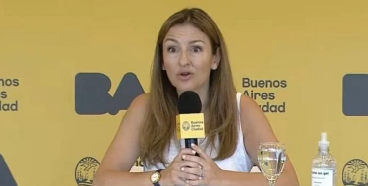 Soledad Acuña: Hasta el martes las clases seguían, ahora Trotta no me responde mensajes | El Diario 24