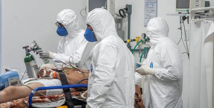 Brasil: ya no quedan insumos para intubar a enfermos de Covid-19 y usan sedantes veterinarios | El Diario 24