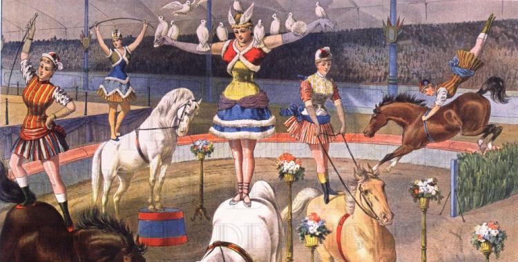 Por qué el 17 de abril es el Día Mundial del Circo   El Diario 24