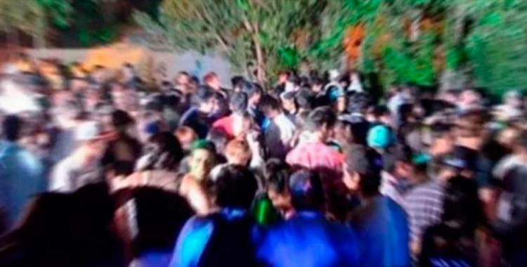 Desalojan una fiesta clandestina con más de 300 participantes en una vivienda   El Diario 24