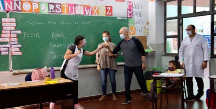 Un fallo judicial de la Justicia porteña ordena abrir las escuelas para continuar con clases presenciales | El Diario 24