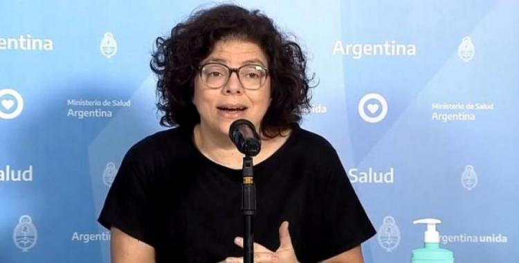 Vizzotti denunció a Adolfo Rubinstein por pagos irregulares a un proveedor de anticonceptivos   El Diario 24