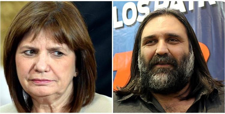 El polémico tuit de Baradel en el que compara a Patricia Bullrich con Videla | El Diario 24