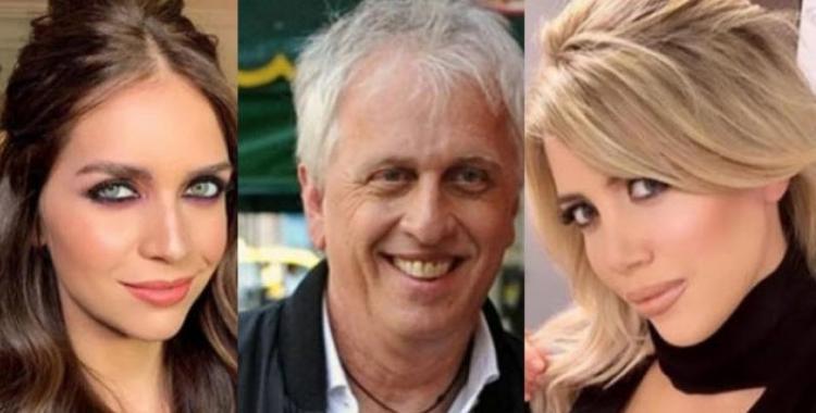 La sorpresiva declaración de Andrés Nara que involucra a Wanda y Zaira | El Diario 24