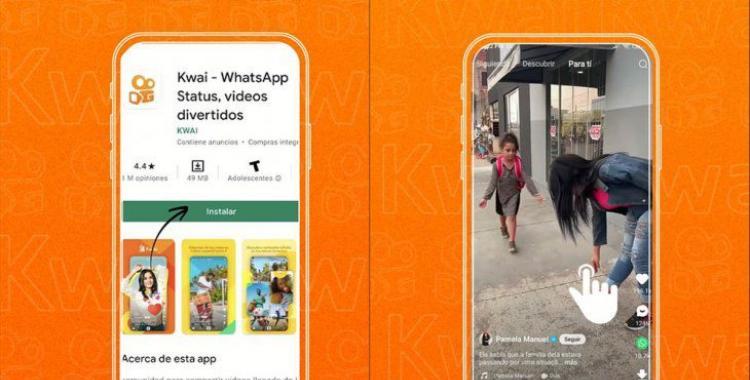 De qué se trata Kwai, la nueva app de videos cortos | El Diario 24