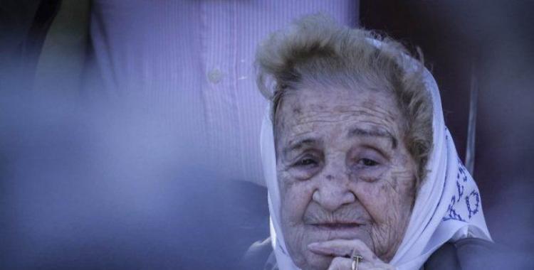 Falleció Mercedes Colás de Meroño, la vicepresidenta de la Asociación Madres de Plaza de Mayo | El Diario 24