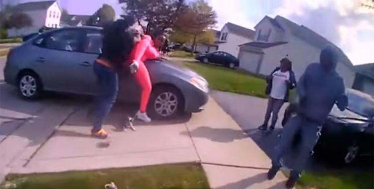 VIDEO Otro caso de brutalidad policial EE.UU.: Un efectivo asesinó a tiros a una adolescente negra | El Diario 24