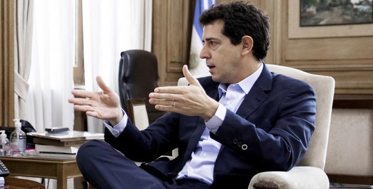 Qué dijo Wado de Pedro sobre el federalismo en una de las capitales alternas de la Argentina | El Diario 24