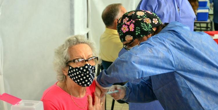 En Santiago del Estero los jubilados ya pueden acceder a la vacuna antigripal | El Diario 24