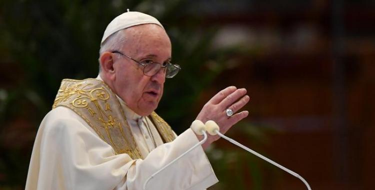 El papa Francisco aseguró sentir verguenza y estar entristecido por una tragedia   El Diario 24