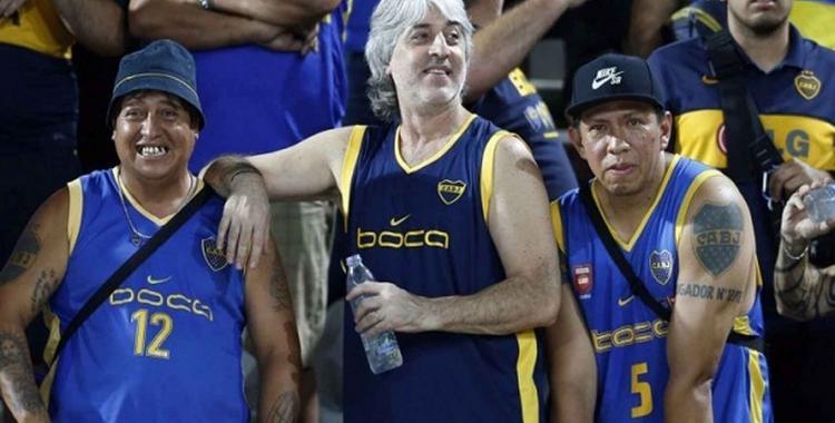 La Justicia argentina le volvió decir No a un pedido al jefe de la barra de Boca, Rafa Di Zeo   El Diario 24