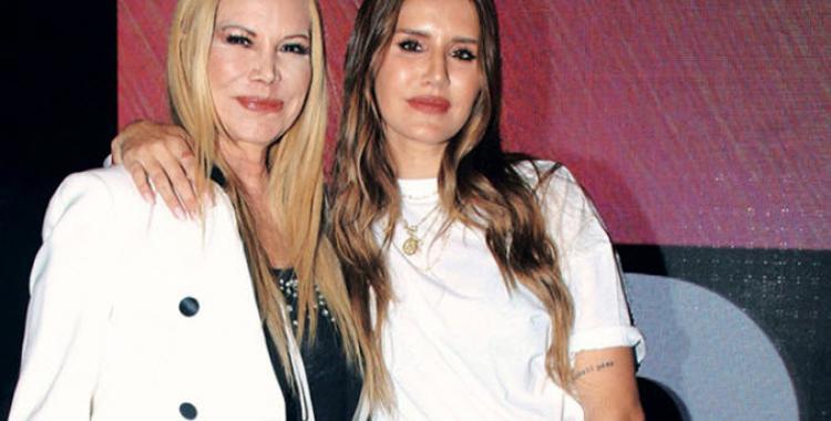 La furia de Mica Tinelli contra quienes la critican por no hablar de la salud de su mamá   El Diario 24