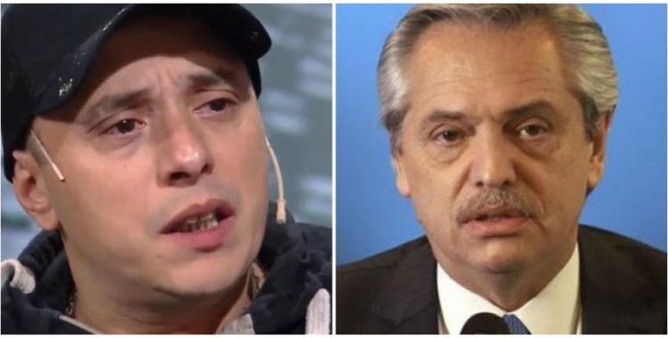 El Dipy, una feroz lluvia de tuits y una dura advertencia contra Alberto Fernández   El Diario 24