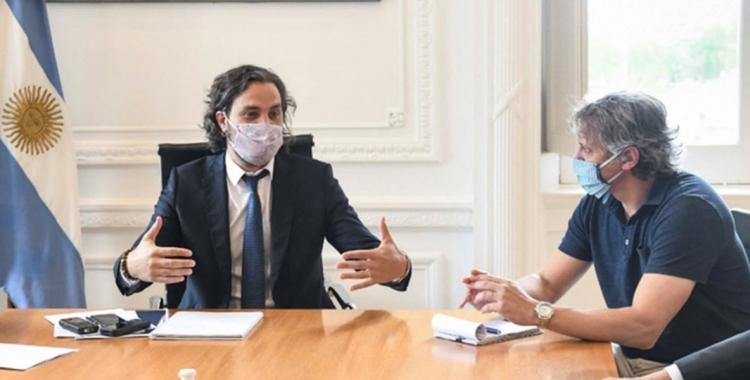 Cafiero convocó al jefe de Gabinete porteño, Felipe Miguel: los temas a tratar   El Diario 24