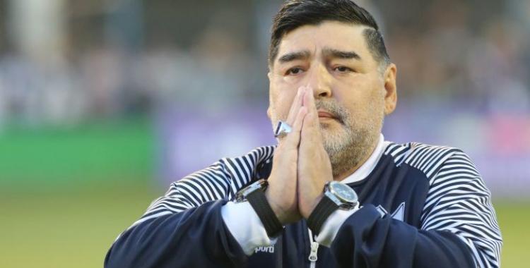 Un nuevo informe sobre los teléfonos de Maradona | El Diario 24