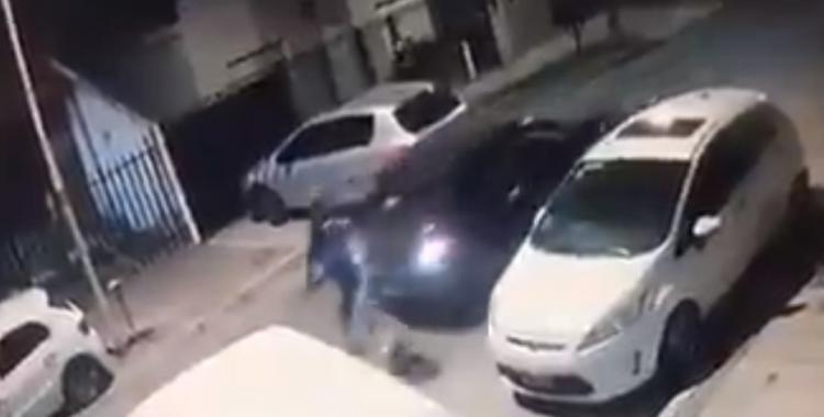 VIDEO Detuvieron a un adolescente por el asalto a un policía del Grupo Halcón que quedó parapléjico | El Diario 24