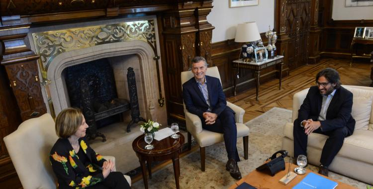 Un fiscal reveló que en una visita a Olivos, Mauricio Macri le pidió que no se jubilara   El Diario 24
