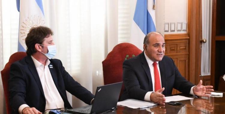 El canciller Felipe Solá felicita a Manzur por ser reelecto al frente de la Zicosur | El Diario 24