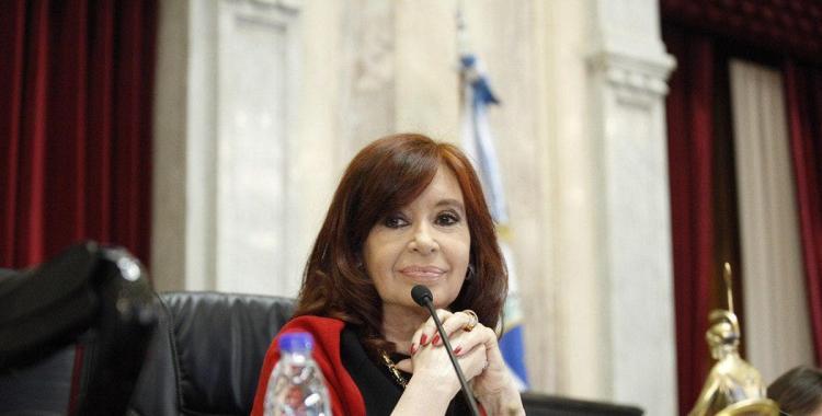 Cristina Kirchner sorprendió con un mensaje conciliador para Esteban Bullrich   El Diario 24