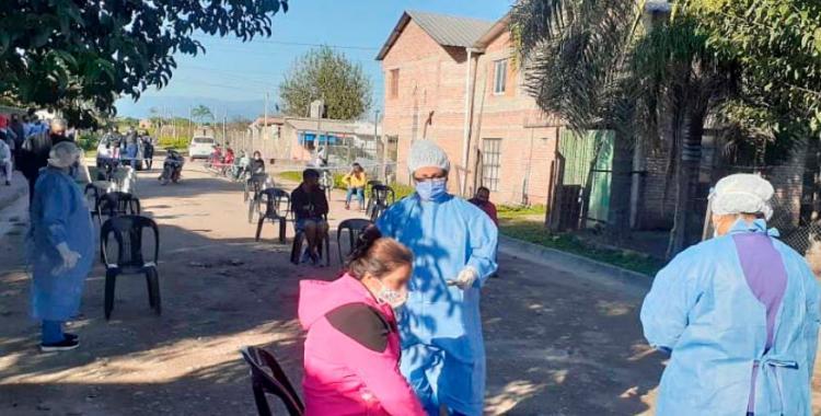 Tucumán superó los 103.000 casos de coronavirus: hoy se lamentan 9 muertes | El Diario 24