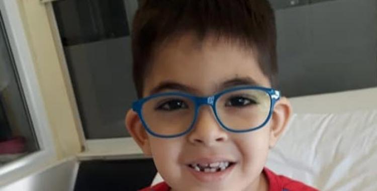 Miguelito Rodríguez tiene 6 años, le diagnosticaron leucemia y necesita ayuda   El Diario 24