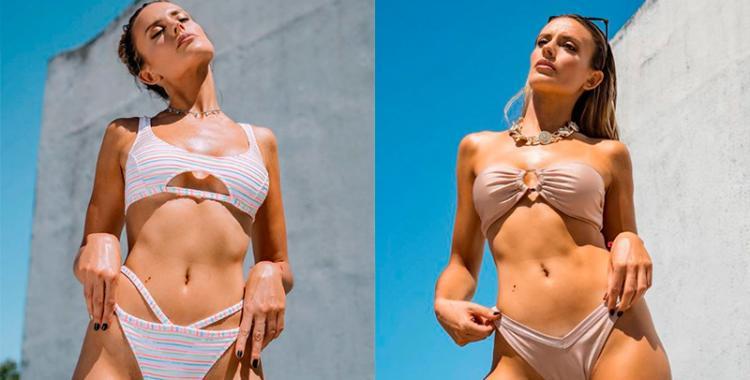 Melina Lezcano, la cantante de Agapornis, se animó a un desnudo total y revolucionó Instagram   El Diario 24