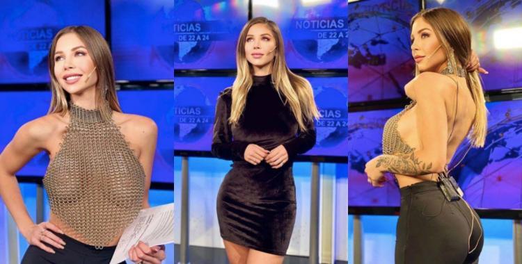 Ángel de Brito reveló porque Romina Malaspina no continuó en Canal 26 y la modelo salió a responderle | El Diario 24