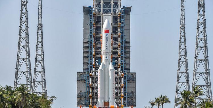 Qué hay detrás del caso del cohete chino fuera de control que podría caer en la Tierra | El Diario 24