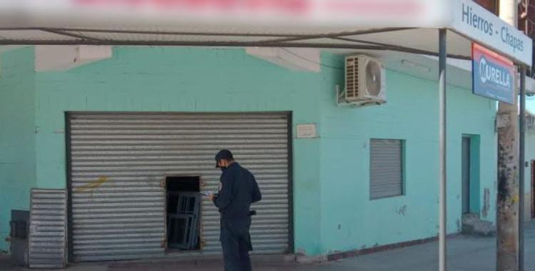 Clausuran un corralón que atendía al público sin realizar sanitización por un caso positivo   El Diario 24