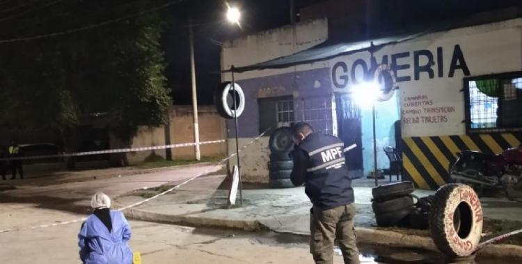 Cuatro hombres balearon y mataron a un joven en la zona sur de la Capital   El Diario 24