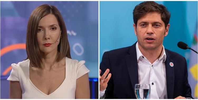 Cristina Pérez y una fuerte embestida contra Axel Kicillof | El Diario 24