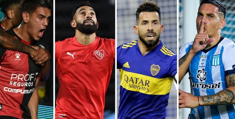 Copa de la Liga Profesional: programaron las fechas de los partidos por semifinales | El Diario 24