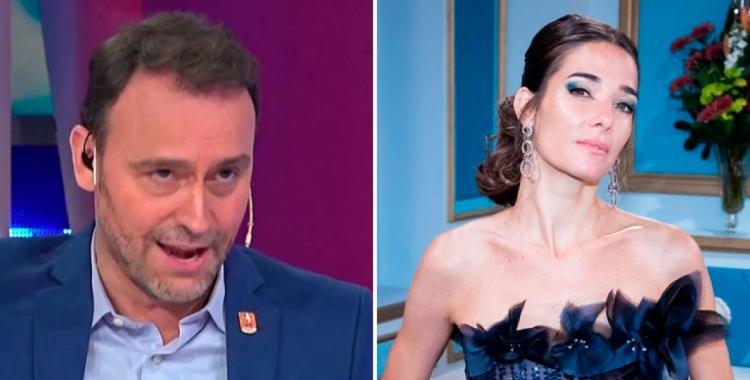 Adrián Pallares y una fuerte frase para recordarle a Juanita Viale cuando renegaba de su fama | El Diario 24