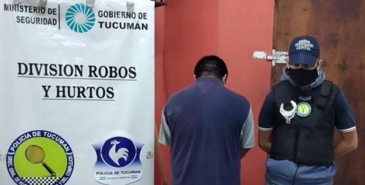 """Cayó """"Quemarrancho"""": estaba prófugo tras una violenta entradera a una casa en el barrio El Molino   El Diario 24"""