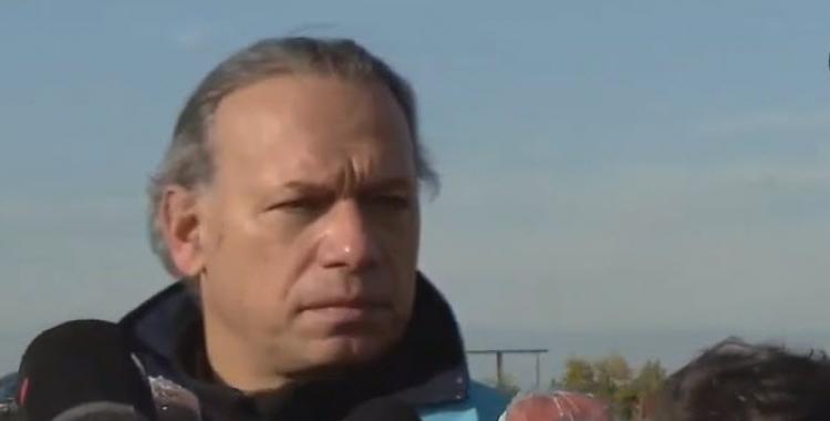 VIDEO Sergio Berni pidió restricciones más fuertes y la vuelta a Fase 1 | El Diario 24