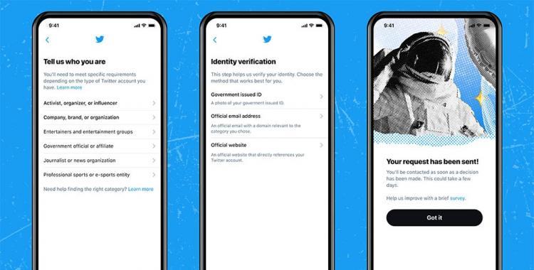 Twitter: cómo solicitar la nueva insigna azul al lado del nombre de perfil   El Diario 24
