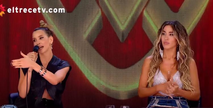 VIDEO Furia entre el jurado: Guillermina Valdés y Jimena Barón tuvieron un fuerte cruce | El Diario 24