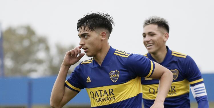 VIDEO Exequiel Changuito Zeballos brilló en pase de Boca a la final de la Reserva: Mirá los goles | El Diario 24