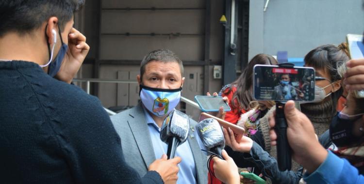 Cientos de denuncias en el INADI acorralan a Osvaldo Jaldo | El Diario 24