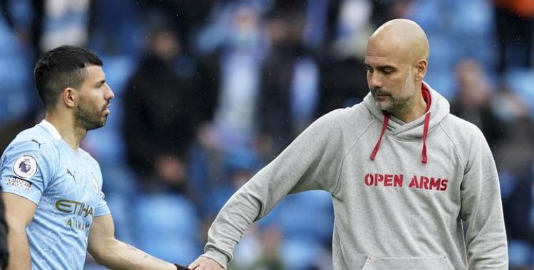 VIDEO Pep Guardiola adelantó cuáles son sus chances del Kun Agüero de jugar la final de la Champions   El Diario 24